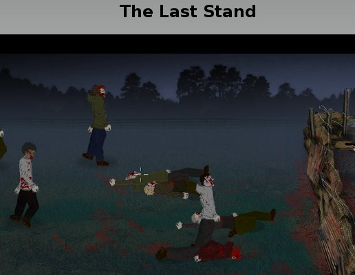 last stand online game