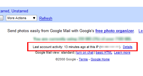 Check if Your Gmail Account Has Been Hacked