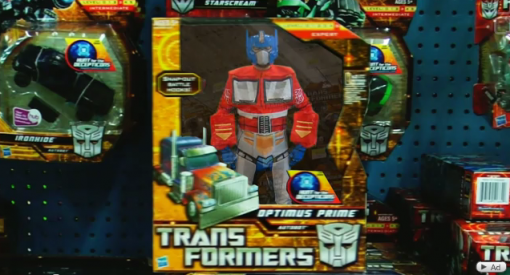 I Am Optimus Prime