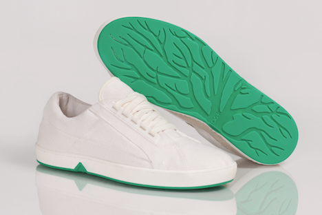 OAT shoes green