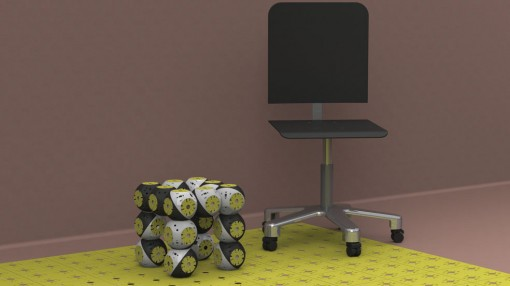 Roombot Stool