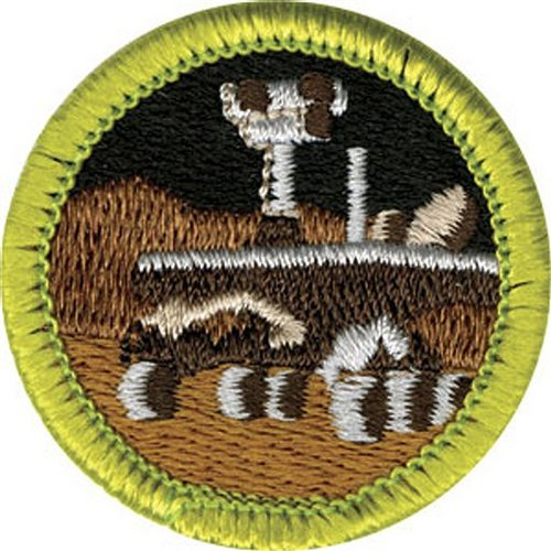Boy Scouts Robotics Badge