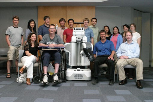 Robots for Humanity