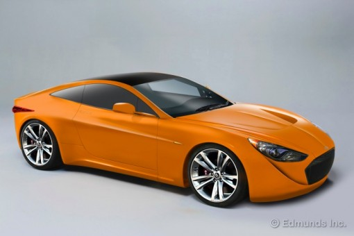Rumored Hyundai Supercar