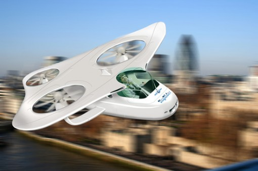 myCopter Flying Car