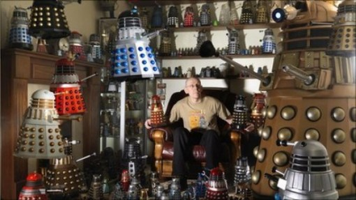 Largest Daleks Collection