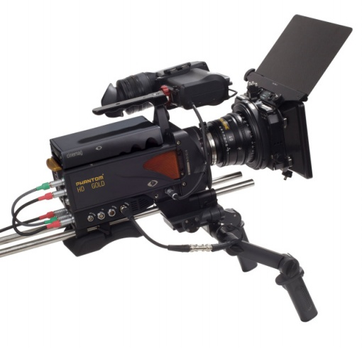 $118k Phantom Gold camera