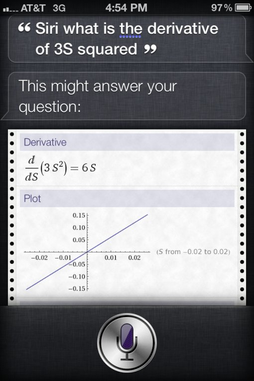 Do my homework siri