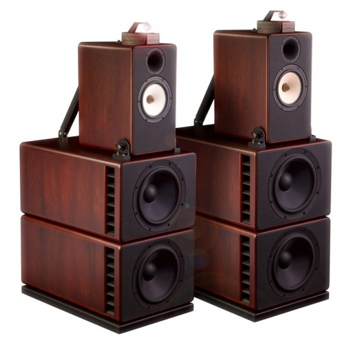Trenner & Friedl Duke loudspeakers