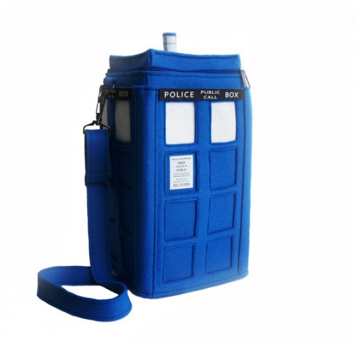 Dr. Who Bag