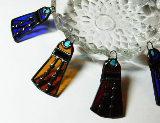 Doctor Who Holiday Ornaments