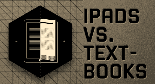 Ipads versus Textbooks
