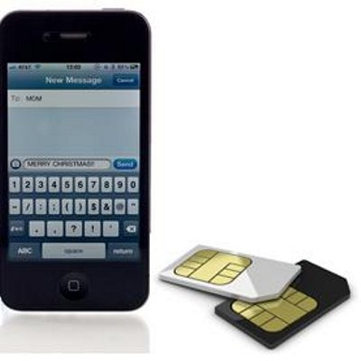 SIM Only iPhone