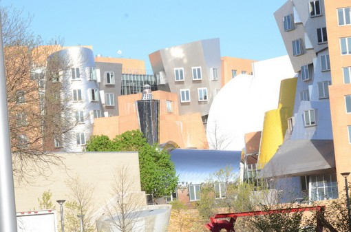 dalek MIT stata center 2