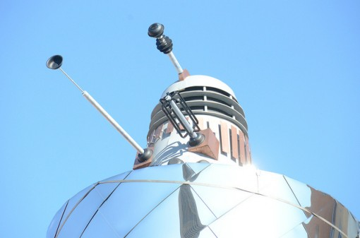 dalek MIT stata center 8