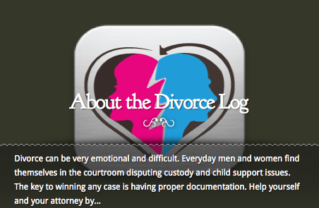 Divorce apps