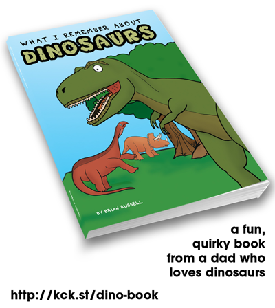 What I Remember About Dinosaurs