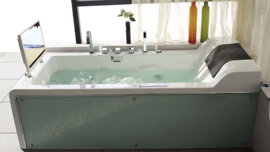 High Tech Bathtubs To Drool Over