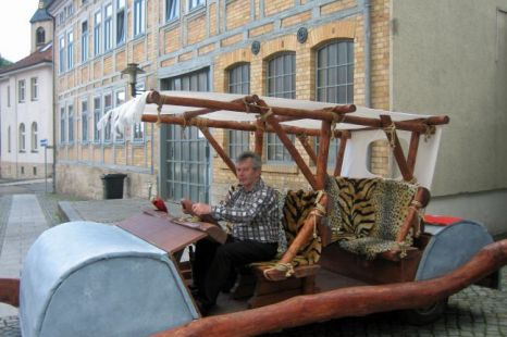 German Flintstones Car