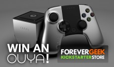Win an OUYA Game Console With The Forevergeek Kickstarter Store!