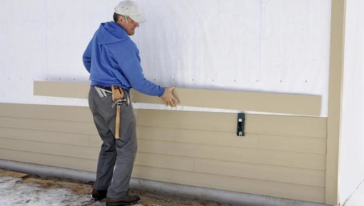 replacing home siding